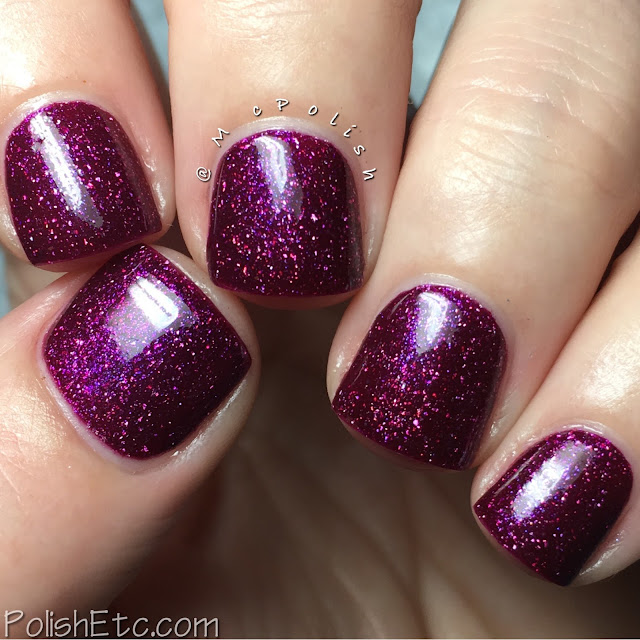 Great Lakes Lacquer - Fuzzy Socks - McPolish