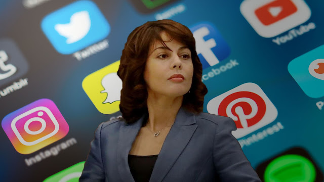 هذا ما قالته هدى فرعون حول تعويض المواطنين المتضررين من إنقطاع الإنترنت أيام البكالوريا