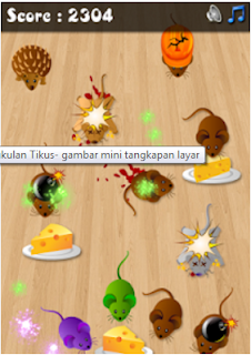 Free Download Game Pukulan Tikus APK v3.8 for Android (Game Android Lucu) Update 2016