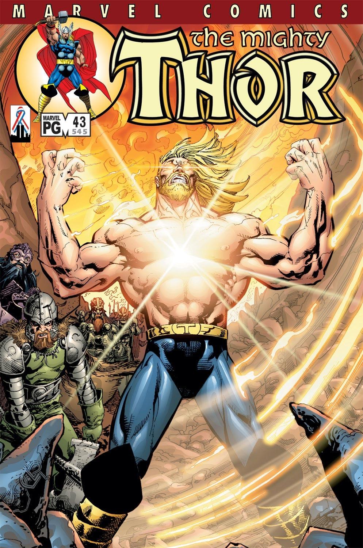 Thor (1998) Issue #43 #44 - English 1