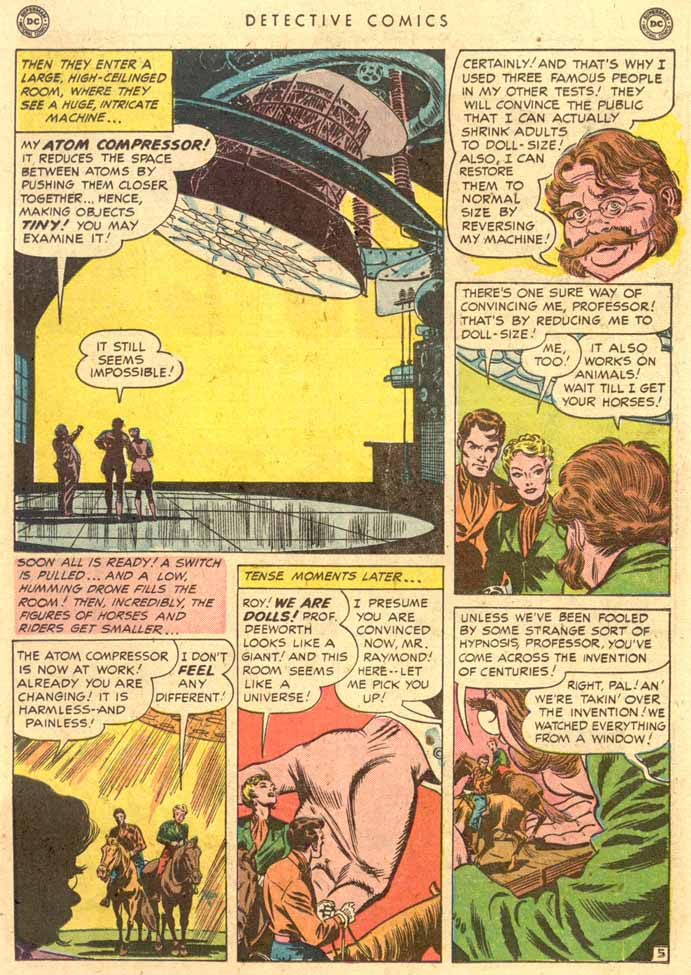 Read online Detective Comics (1937) comic -  Issue #159 - 21