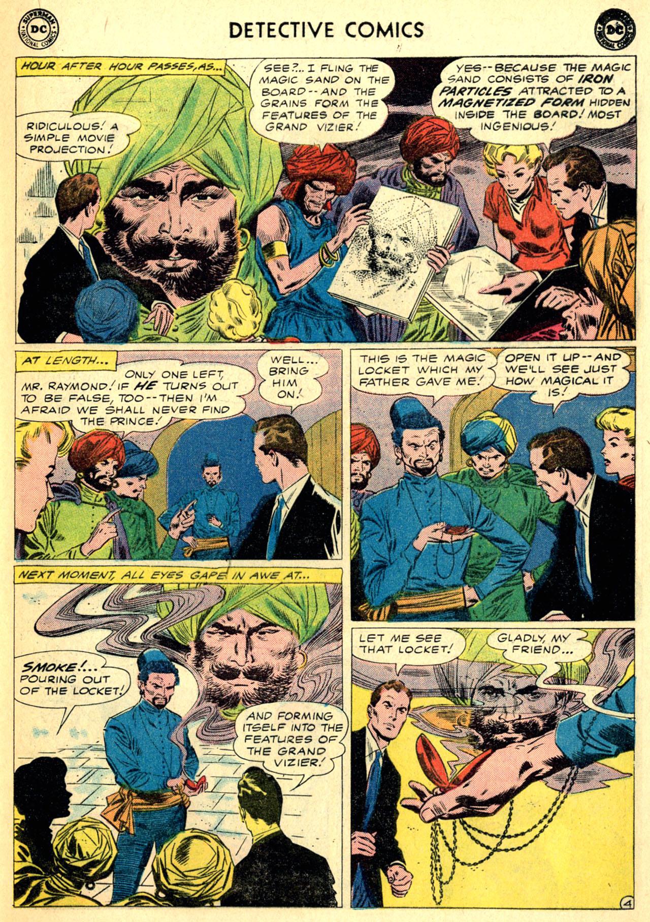Detective Comics (1937) 287 Page 20