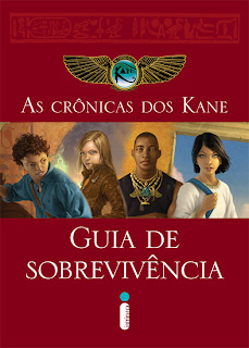 Resenha: As Cronicas dos Kane - Guia de Sobrevivencia 9