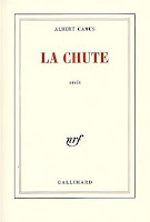 Original French Book Cover of La Chute