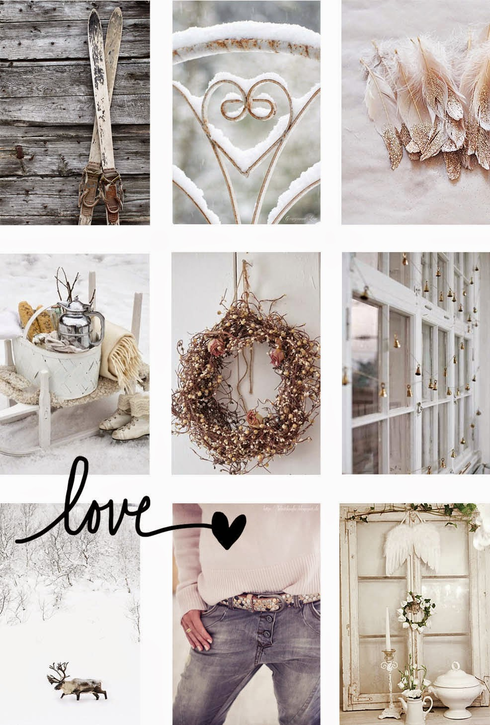 Como decorar una casa rural en navidad la casa del prado - Como decorar una casa rural ...
