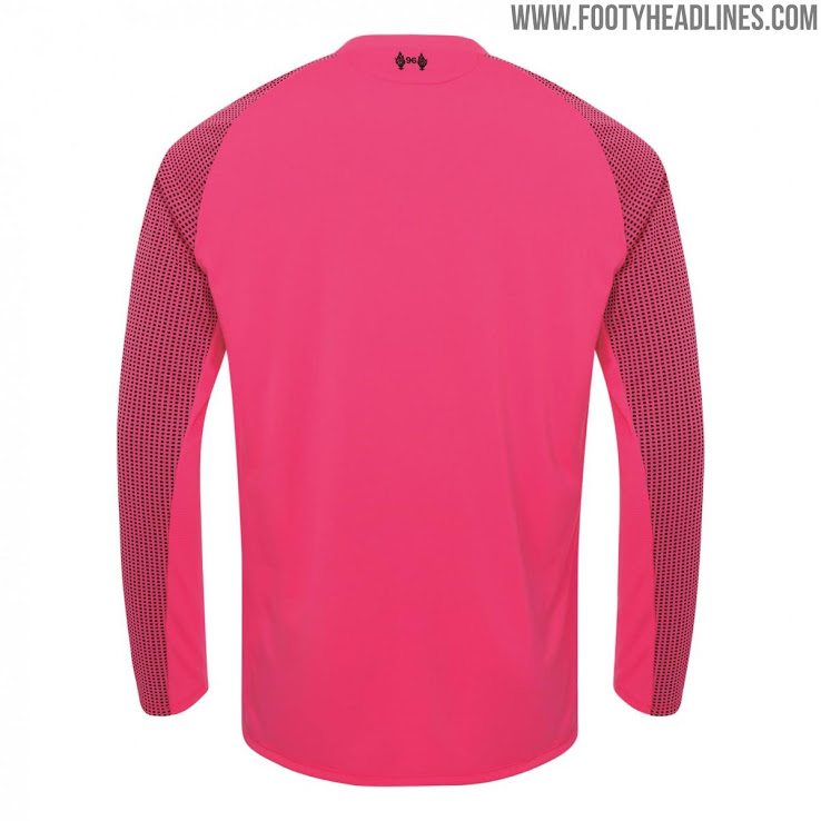 be8d442f2 Liverpool 18-19 Goalkeeper Third Kit. This is the new Liverpool goalkeeper third  jersey.