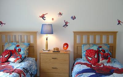 Interior Ruangan Minimalis Untuk Kamar Anak Anda
