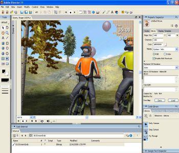 Shockwave Player Screenshot 3