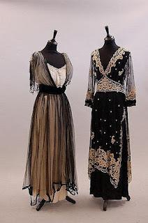 Платья начала 20 века модерн