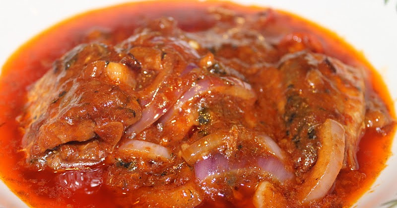 resepi sambal sardin club roti puri  yis elok mengelembung lepas goreng sedap dicicah Resepi Sardin Halia Enak dan Mudah