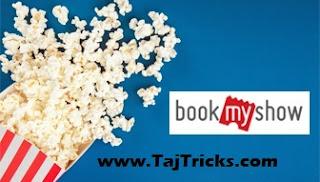 10% cashback on Bookmyshow.com using Mobikwik wallet