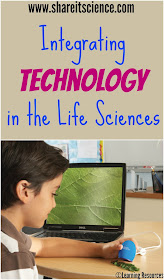 Turn Life Science Biology into STEM Curriculum