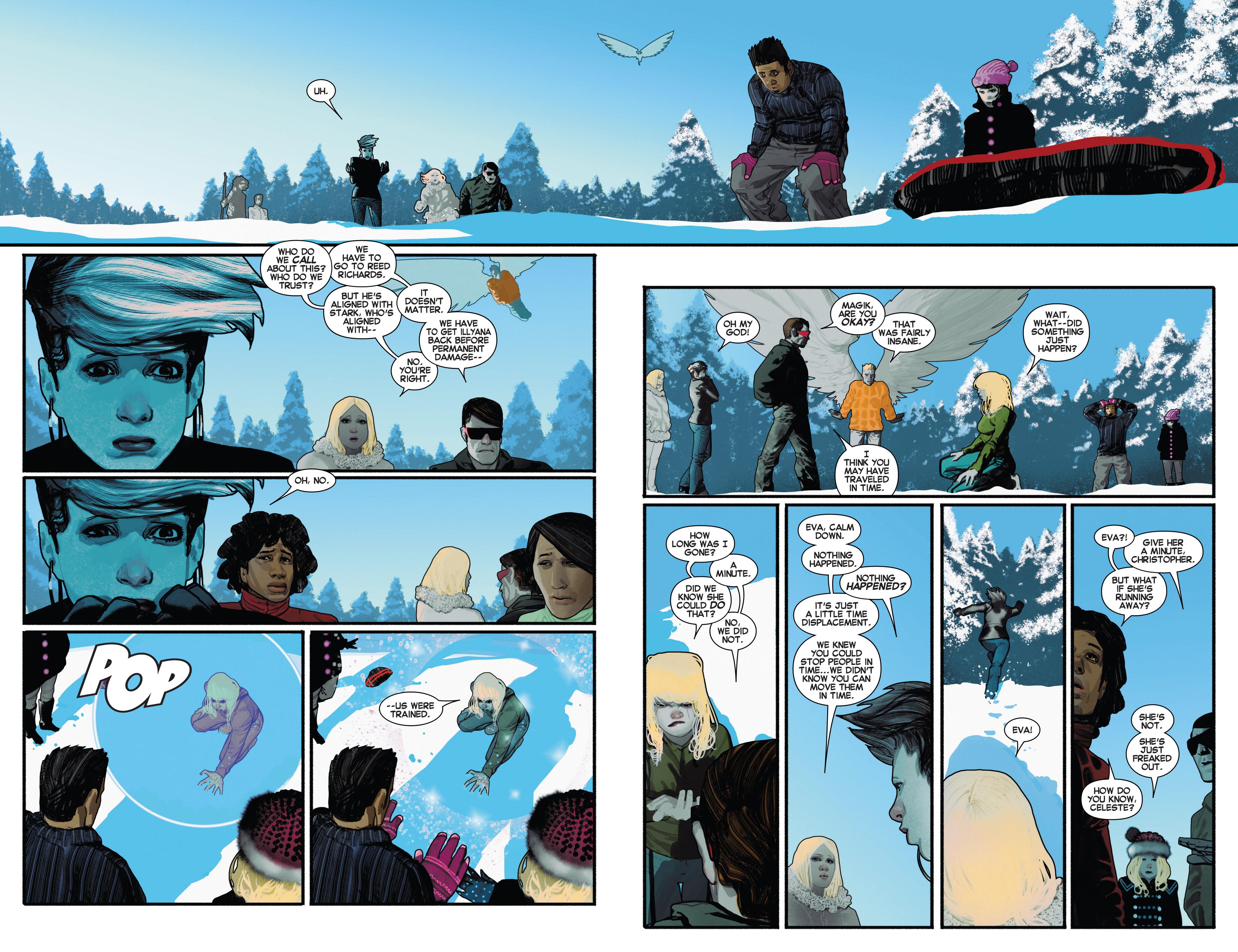 Read online Uncanny X-Men (2013) comic -  Issue # _TPB 2 - Broken - 86