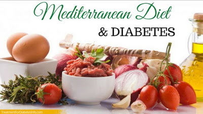 Get Free from Diabetes Medications with Diabetic Mediterranean Diet