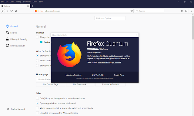 Mozilla Firefox (Quantum) for PC
