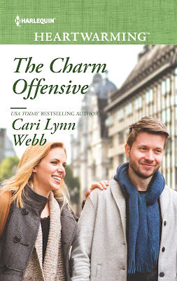 The Charm Offensive by Cari Lynn Webb Book Review