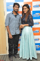 Shravya in skirt and tight top at Vana Villu Movie First Song launch at radio city 91.1 FM ~  Exclusive 142.JPG
