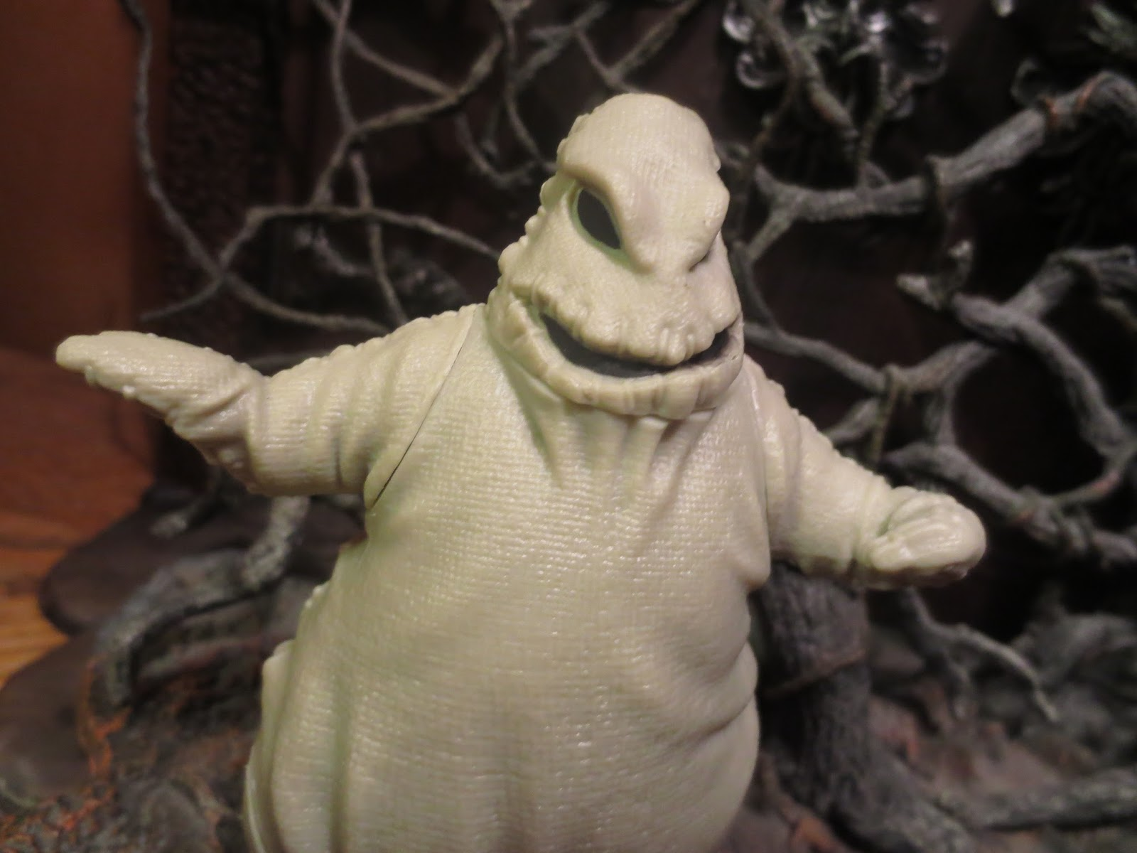 Action Figure Barbecue: Action Figure Review: Oogie Boogie from The ...