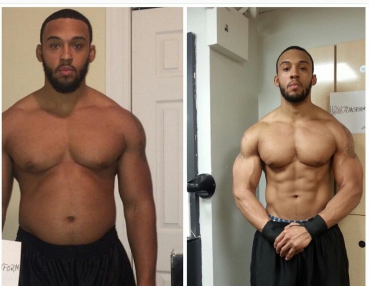 How To Lose Fat And Gain Muscle Mass