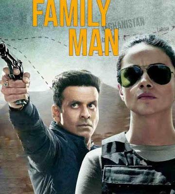 Family Man Season 01 Hindi 5.1ch Complete WEB Series 720p HDRip x264