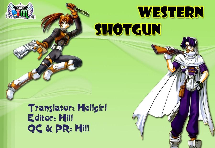 Western Shotgun - Tay súng miền tây Chap 95 - Truyen.Chap.VN