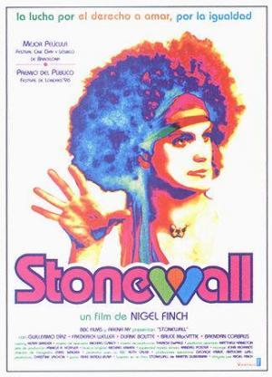 VER ONLINE Y DESCARGAR: Stonewall - PELICULA - Inglaterra - 1995