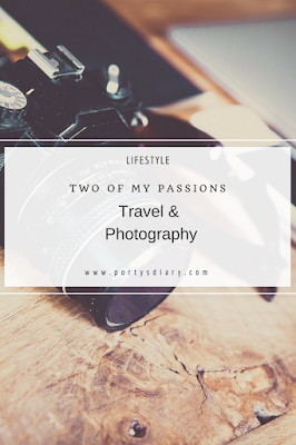 A post about two passions of mine: travel and photography. Which gear do I use and how am I going to challenge myself.