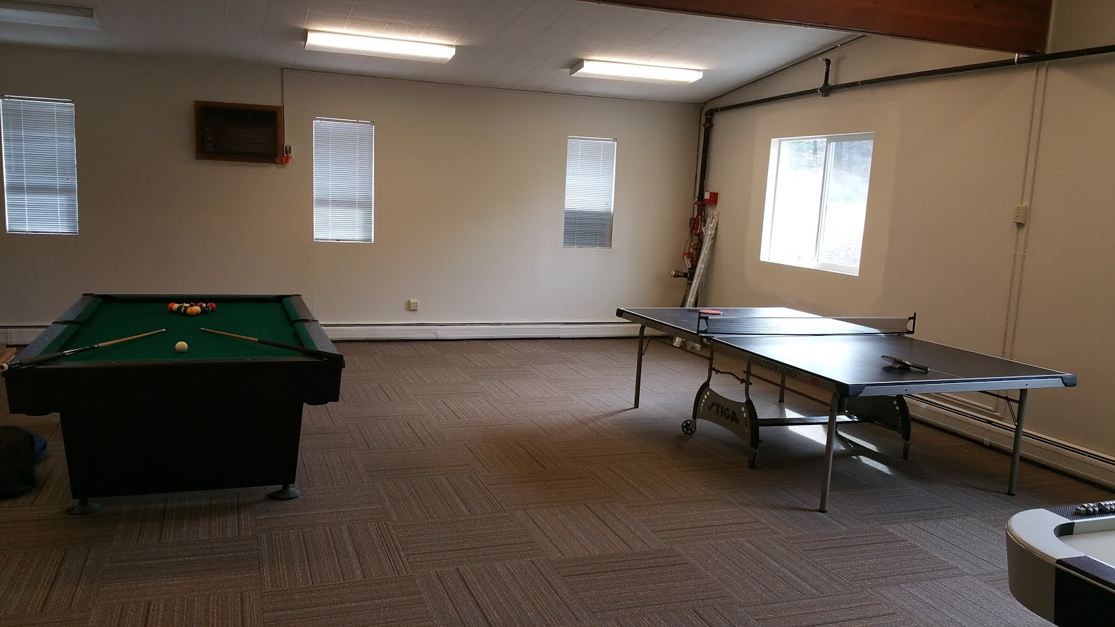 Gym- Game Room