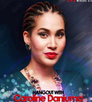 hang out with caroline danjuma