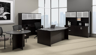 Offices To Go Desk Configuration