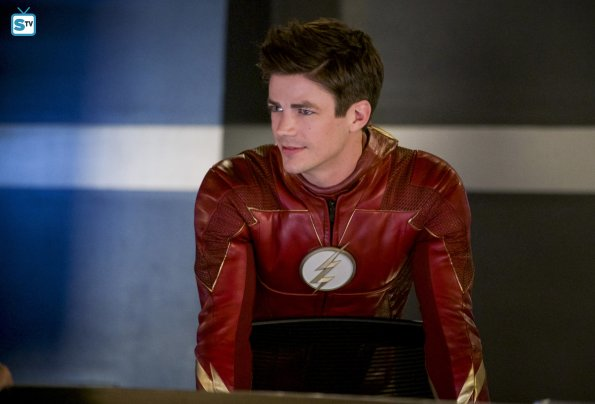 "THE FLASH   ""Il round finale"" . Anticipazioni dell"
