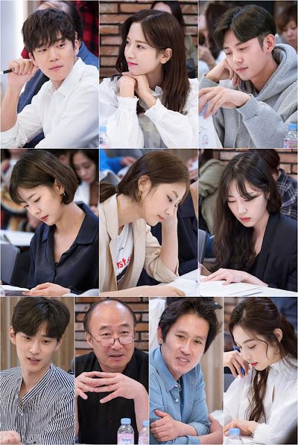 Korean Drama Housekeeper 2018