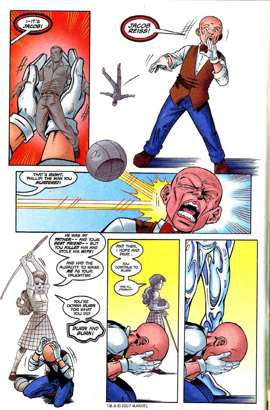 Read online Silver Surfer (1987) comic -  Issue #133 - 10