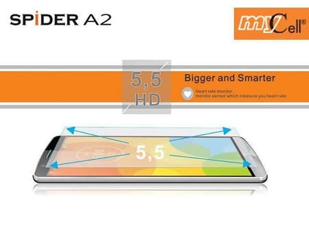 Mycell Spider A2 Smartphone