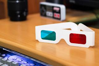 gafas efecto 3D