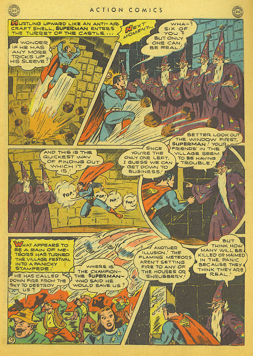 Read online Action Comics (1938) comic -  Issue #86 - 11