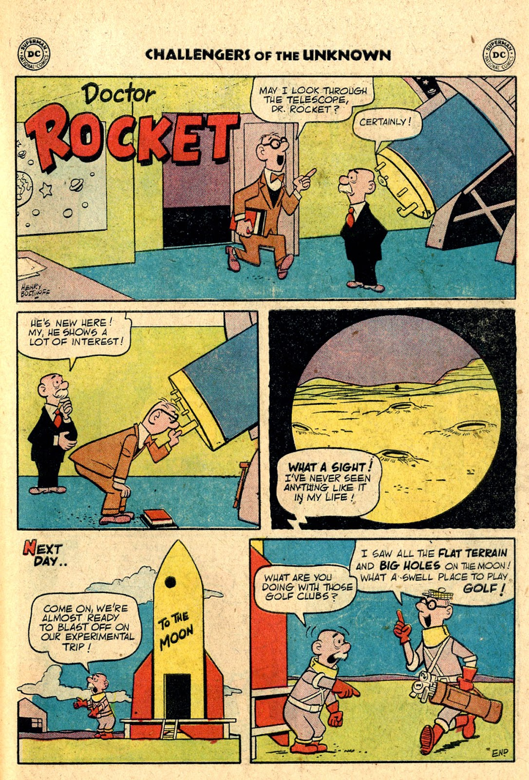 Challengers of the Unknown (1958) issue 3 - Page 31