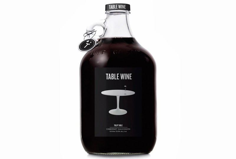 Tendencias en packaging de vino, Table Wine