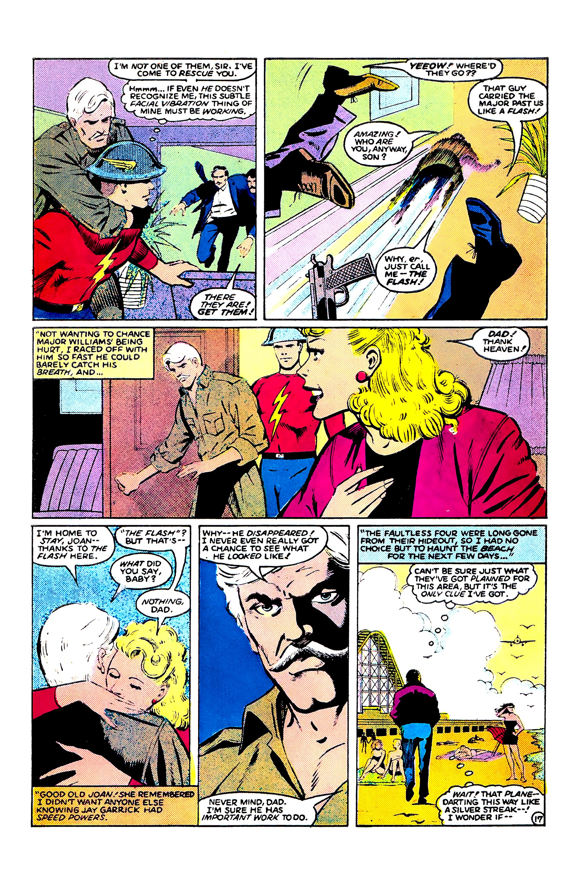 Read online Secret Origins (1986) comic -  Issue #9 - 42