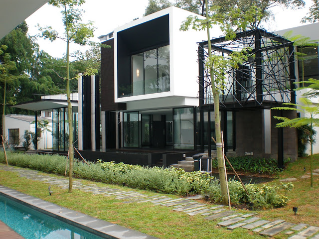 50 more singapore houses urban architecture now - The cubic home ...