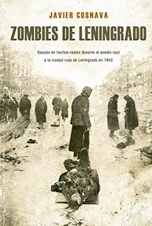 Zombies de Leningrado #1 Javier Cosnava