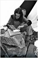 Wanda Rutkiewicz pod K2 - 1982