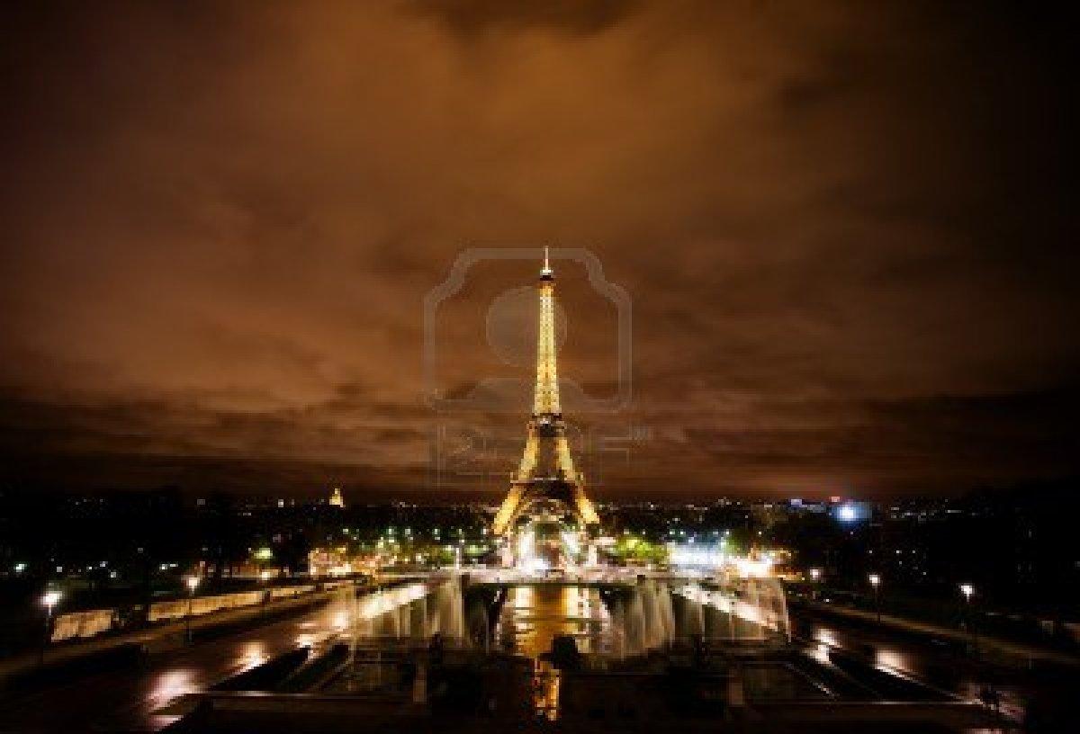 Hd Wallpaper Girl Christmas Paris Paris France At Night