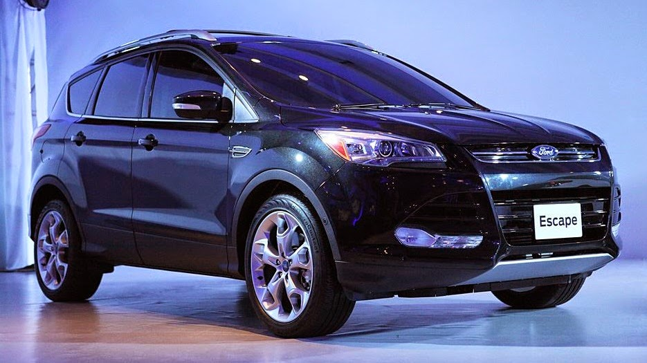 All-New Ford Escape