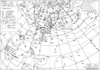 Weather Forecast JMA