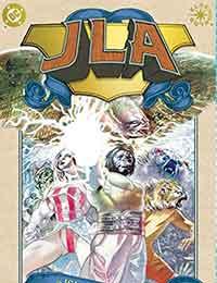JLA: The Island of Doctor Moreau