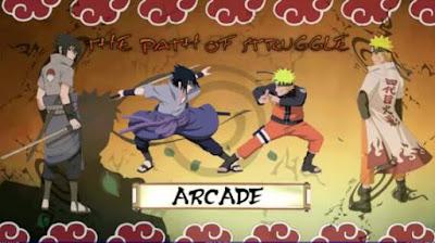 Naruto Senki MOD Full Path of Strunggle Android Apk v2.0 Terbaru 2016