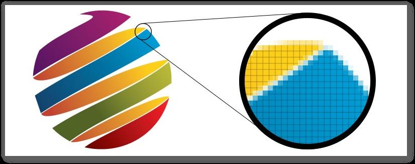 Photoshop обучение — контуры и растровые изображения
