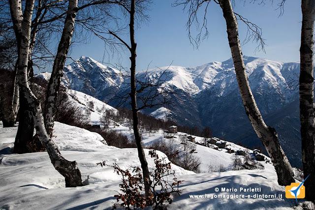 Monterecchio e monte Tamaro