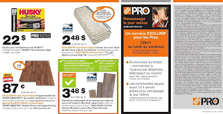 Home depot flyer canada